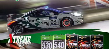 Congratulations!! British SPEEDLINE lube become specified oil in China SEC Super Endurance Championship