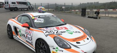 Speedline China and Hong Kong drivers challenge themselves