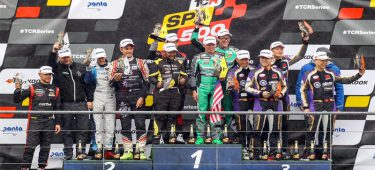 SPEEDLINE warmly congratulates the Chinese driver lineup to challenge the Belgian TCR SPA 500 Endurance Race to win the third place!