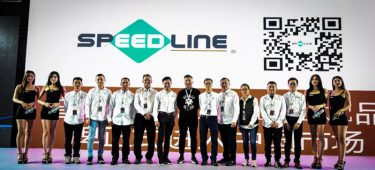 From the high quality lubricants on the track, the British SPEEDLINE officially entered the Chinese mainland market!