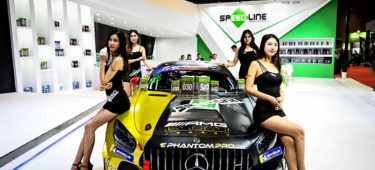 VR technology takes you to the SPEEDLINE and Shanghai CAS Auto Show!