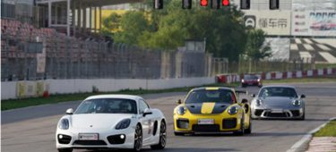 Together with SPEEDLINE, Porsche China Owners Club Circuit Experience Day is coming!